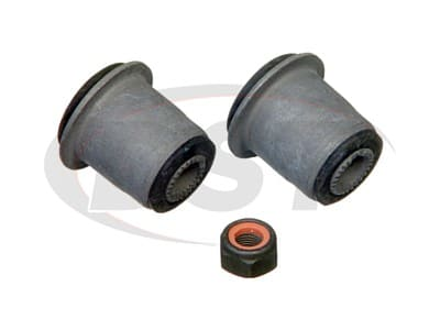 Moog Front Control Arm Bushings for Opel, Chevette, I-Mark, Impulse, Fiero, T1000