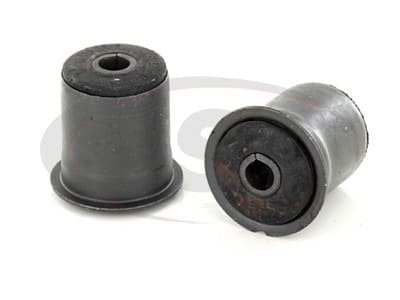 Moog Rear Control Arm Bushings for Century, Regal, Camaro, El Camino, Malibu, Monte Carlo, Caballero, Cutlass, Cutlass Calais, Cutlass Cruiser, Cutlass Salon, Cutlass Supreme, Bonneville, Firebird, Grand Am, Grand LeMans, Grand Prix