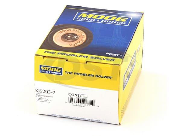 MOOG-K6203-2 Rear Coil Spring Insulator