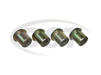 Moog Front Control Arm Bushings for Blazer, C10, C10 Pickup, C10 Suburban, G10, G10 Van, G20, G20 Van, K5 Blazer, R10, R10 Suburban, R1500 Suburban, C15, C15 Suburban, C15/C1500 Pickup, C15/C1500 Suburban, G15, G15/G1500 Van, G25, G25/G2500 Van, Jimmy
