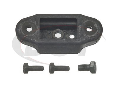 Front Torsion Bar Mount - Bar to Frame