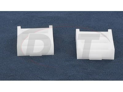 Rear Transverse Spring Isolator Pad