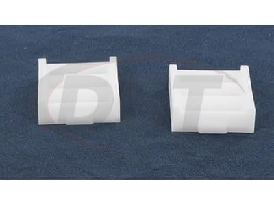 Rear Transverse Spring Isolator Pad