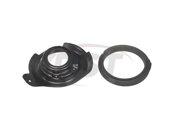 MOOG-K6632 Front Spring Seat with Isolator - Driver Side
