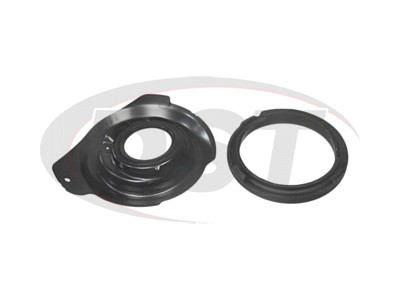Front Spring Seat with Isolator - Passenger Side