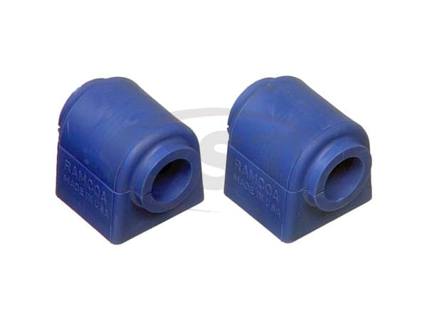 moog-k6650 Front Sway Bar Frame Bushings - 19 or 20mm (0.74 or 0.78 inch)