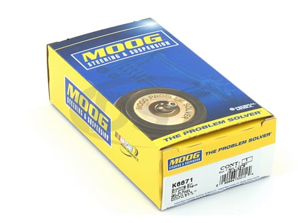 moog-k6671 Front Sway Bar Frame Bushings - 30mm (1.18 inch)