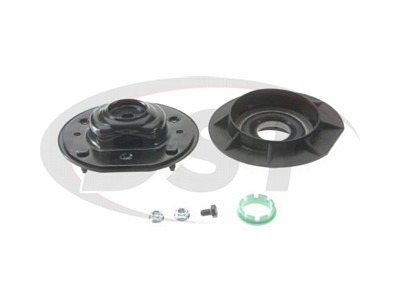 Front Upper Strut Mount with Spring Seat and Bearing