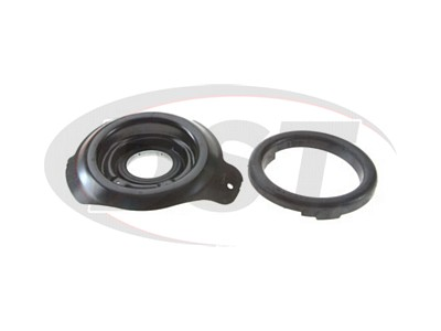 Front Lower Spring Seat and Isolator - Driver Side