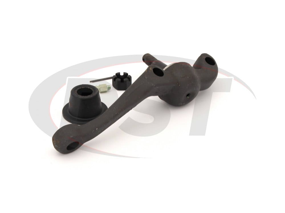 moog-k7021 Front Lower Ball Joint and Steering Arm - Passenger Side - Disc Brake Models