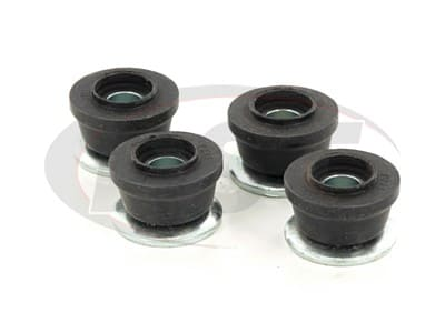 Front Strut Rod Bushing - Improved Design - For Police or Taxi