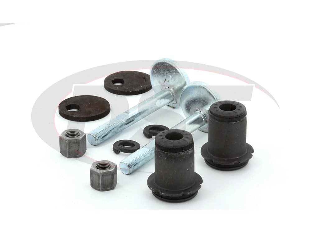 moog-k7030 Front Upper Control Arm Bushings and Eccentric Bolts