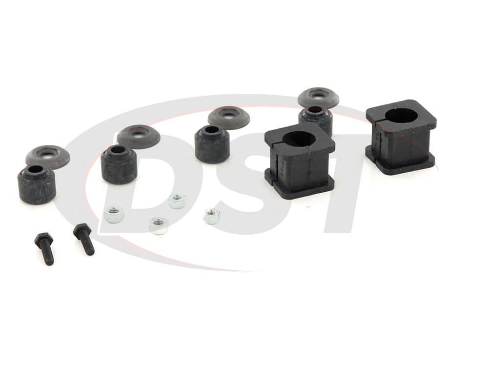 moog-k7061 Front Sway Bar Frame Bushings - 23.5mm (0.92 Inch)