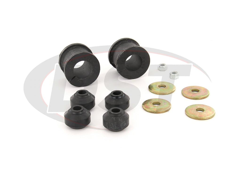For 1970-1977 Ford Maverick Sway Bar Bushing Kit Front To Frame Moog 25471SQ