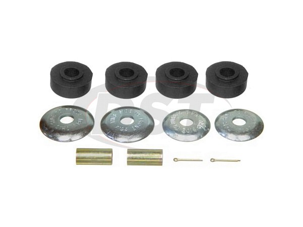 Front Strut Rod Bushing - Improved Design - Non-Police or Taxi