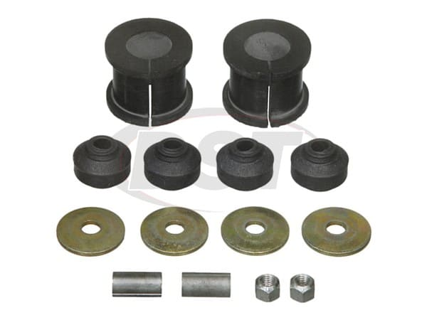 moog-k7109 Front Sway Bar Frame Bushings - 25.5mm (1 Inch)