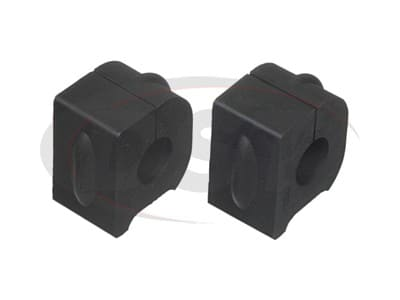 Moog Front Sway Bar Bushings for Daytona, Dynasty, E Class, Executive Limousine, Executive Sedan, Imperial, Laser, LeBaron, New Yorker, Town & Country, 600, Aries, Caravan, Charger, Grand Caravan, Lancer, Mini Ram, Omni, Rampage, Royal Mini Ram, Shadow, Spirit, Acclaim, Caravelle, Grand Voyager, Horizon, Reliant, Sundance, Turismo, Turismo 2.2