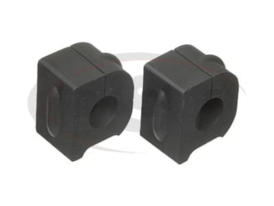 Moog Front Sway Bar Bushings for Daytona, Dynasty, E Class, Executive Limousine, Executive Sedan, Imperial, Laser, LeBaron, New Yorker, Town & Country, 600, Aries, Caravan, Charger, Grand Caravan, Lancer, Mini Ram, Omni, Royal Mini Ram, Shadow, Spirit, Acclaim, Caravelle, Grand Voyager, Reliant, Sundance, Turismo, Turismo 2.2