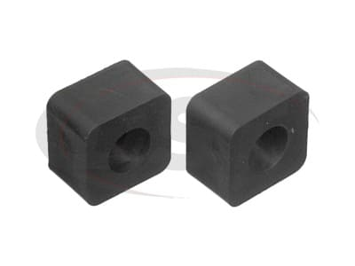 Moog Front Sway Bar Bushings for Daytona, Dynasty, Executive Limousine, Executive Sedan, Imperial, Laser, LeBaron, New Yorker, TC Maserati, Town & Country, 600, Aries, Caravan, Charger, Grand Caravan, Lancer, Mini Ram, Omni, Rampage, Royal Mini Ram, Shadow, Spirit, Acclaim, Caravelle, Grand Voyager, Horizon, Reliant, Sundance, Turismo, Turismo 2.2