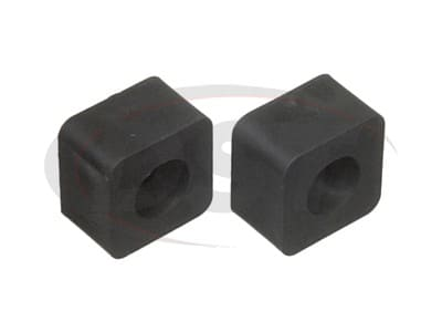 Moog Front Sway Bar Bushings for Daytona, Dynasty, E Class, Executive Limousine, Executive Sedan, Imperial, Laser, LeBaron, New Yorker, TC Maserati, Town & Country, 400, 600, Aries, Caravan, Charger, Grand Caravan, Lancer, Mini Ram, Omni, Shadow, Spirit, Acclaim, Caravelle, Grand Voyager, Horizon, Reliant, Sundance, Turismo, Turismo 2.2