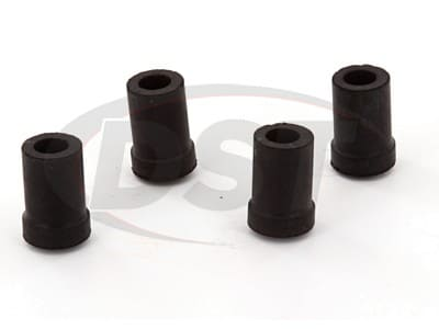 Rear Leaf Spring Shackle Bushing (Split Style)