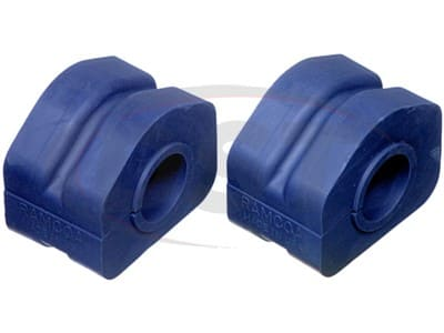 Front Sway Bar Frame Bushings - 24.5mm (0.95 Inch)