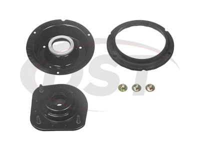 Front Upper Strut Mount and Spring Seat with Bearing and Isolator
