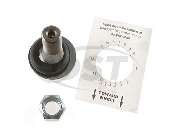 moog-k7407 Front Lower Adjustable Ball Joint