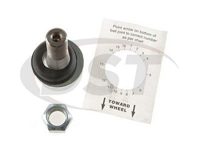 Front Lower Adjustable Ball Joint