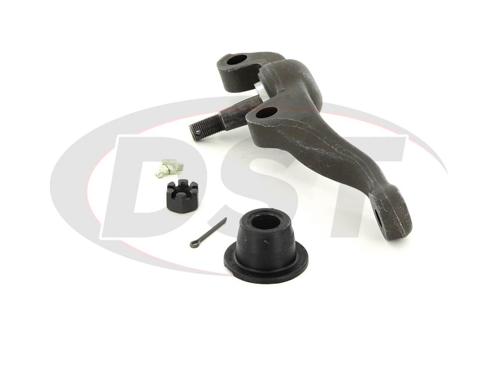 moog-k781 Front Lower Ball Joint and Steering Arm - Passenger side