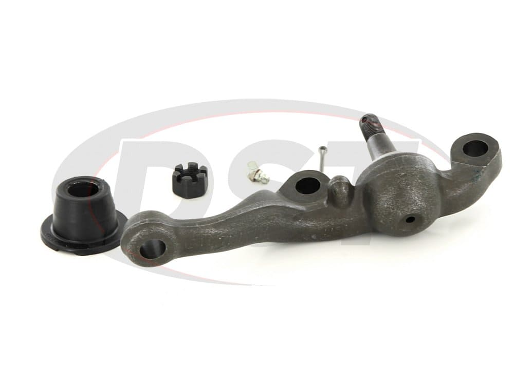 moog-k783 Front Lower Ball Joint and Steering Arm - Driver Side