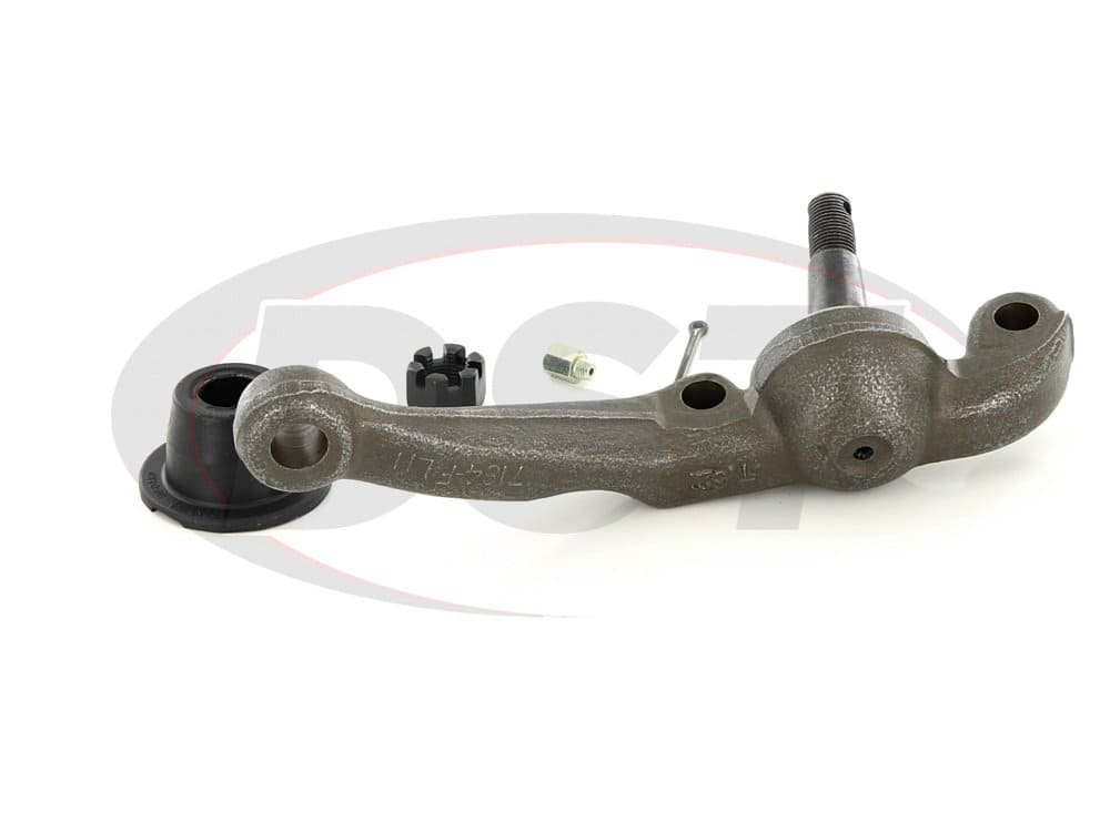 moog-k787 Front Lower Ball Joint and Steering Arm - Driver Side - Non Disk Brake Models