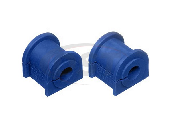 MOOG-K80020 Rear Sway Bar Frame Bushings - 13.20mm (0.51 inch)