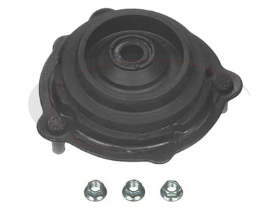 Front Upper Strut Mount - With Bearing