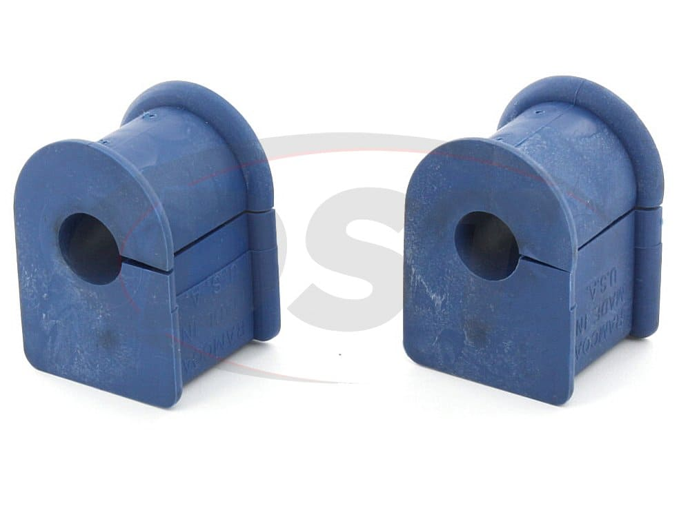 moog-k80071 Rear Sway Bar Frame Bushings - 19.5mm (0.75 Inch)