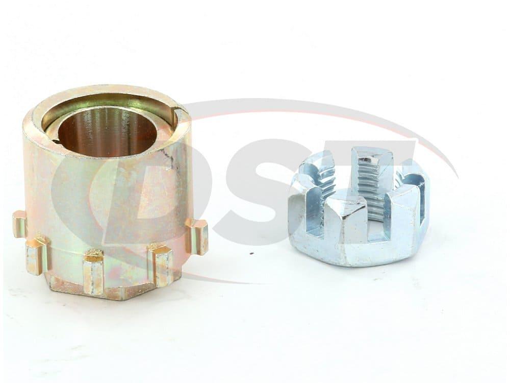 Front Camber Caster Adjustment Kit