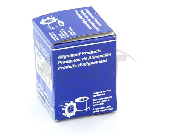 MOOG-K80109 Front Camber / Caster Adjustment Bushing - adjusts -4 to 4 degrees