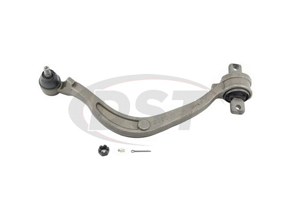 Moog-K80576 Front Lower Control Arm and Ball Joint Assembly - Passenger Side