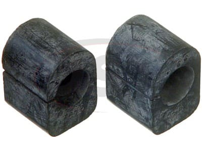 Front Sway Bar Frame Bushings - 22.5mm ( 0.88 Inch)