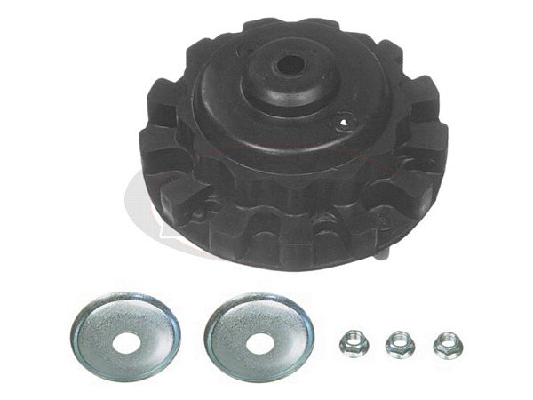 MOOG-K8636 Rear Upper Strut Mount - Sedan