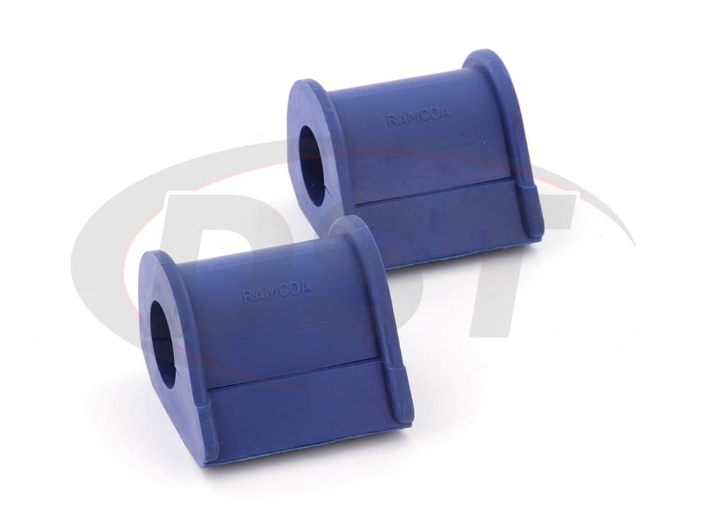 moog-k8761 Rear Sway Bar Frame Bushings - 25 - 26mm (0.98-1.02 inch)
