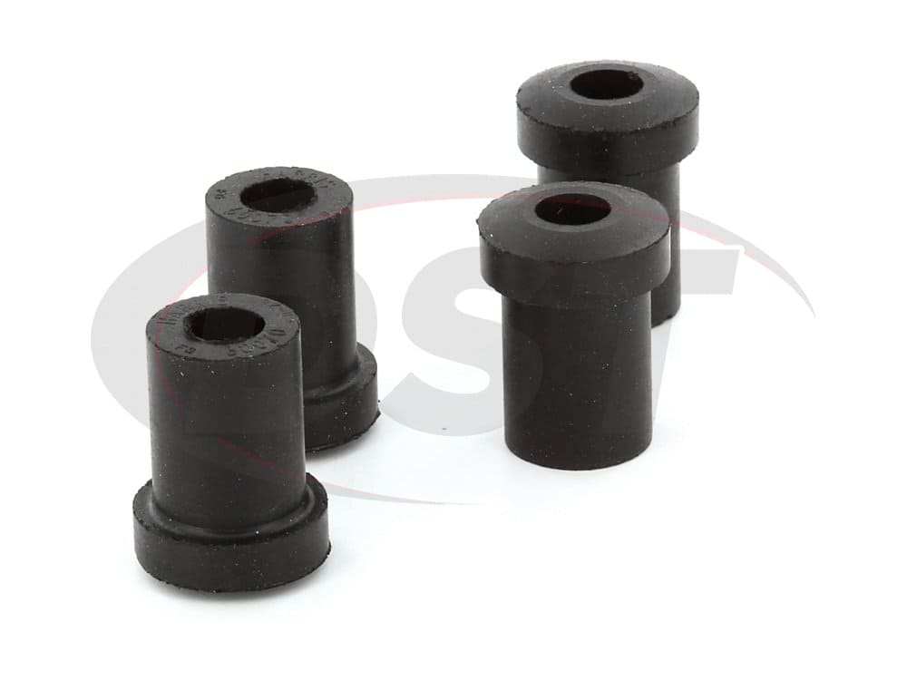 moog-k8785 Rear Leaf Spring Shackle Bushings - Rearward Position
