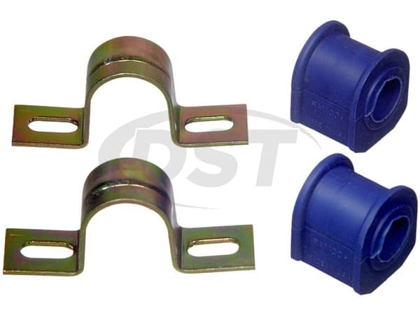 MOOG-K8793 Front Sway Bar Frame Bushings - 25.5mm (1 Inch)