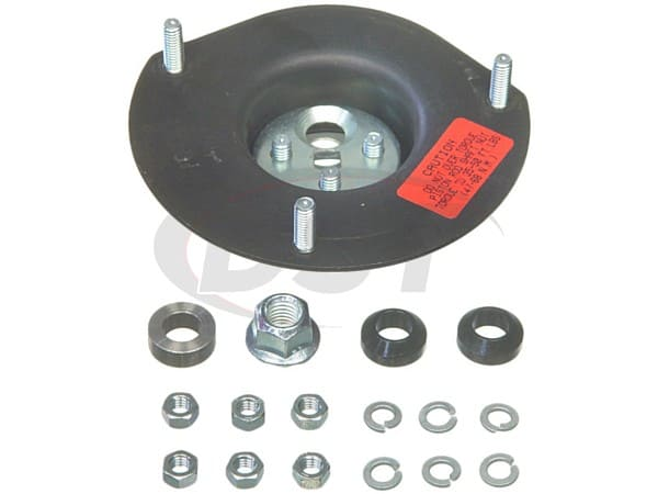 Front Caster/Camber Plate Kit