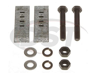 Rear Camber Adjusting Wedge Kit