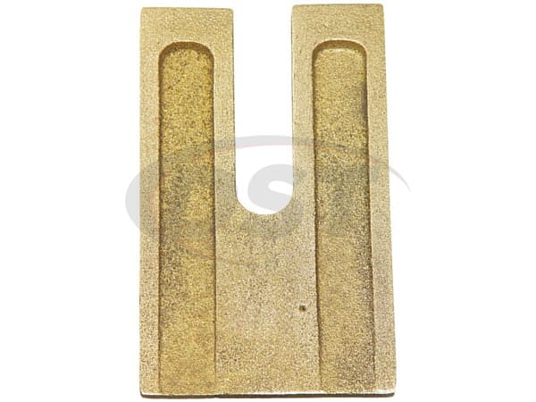 MOOG-K8902 Leaf Spring Caster Wedge Kit