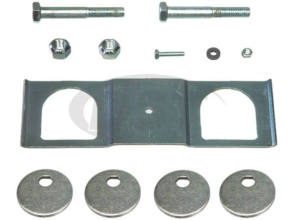 MOOG-K8985 Rear Camber and Toe Adjusting Kit - Sedan