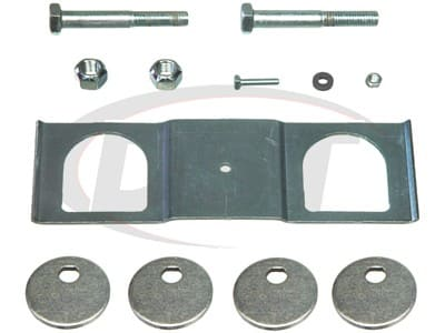 Rear Camber and Toe Adjusting Kit - Sedan
