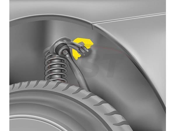 MOOG-K90210 Rear Camber Adjusting Kit