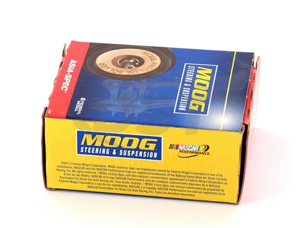 MOOG-K90549 Rear Sway Bar Frame Bushings - 17mm (0.66 inch)
